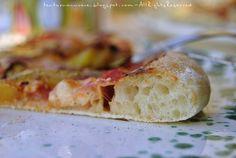 Tentar non nuoce: La pizza con poco lievito... e lievitazione luuuunga!