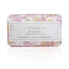 Shea Butter Soap, Lollia