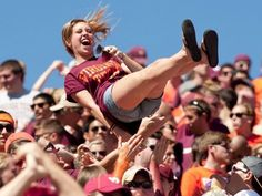Deciding to attend Virginia Tech has been the best decision of my life. Keep reading for 12 reasons why Virginia Tech is the best school on earth! Blacksburg Virginia, Virginia Tech Hokies, School Fun, State University, Enter Sandman, Earth, Colleges, Scavenger Hunts, Football