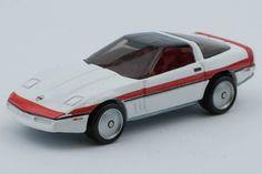 The A-Team - 1980s Corvette – Modelmatic