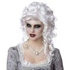 This Century powdered wig is perfect for a Marie Antoinette costume or a Colonial woman costume. This Colonial costume accessory includes a white Marie Antoinette wig sized to fit most women. Adult Costumes, Costumes For Women, Cosplay Costumes, Caroline Herschel, Marie Antoinette Costume, Court Dresses, Queen Costume, Halloween Fancy Dress, Costume Accessories
