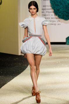 Ulyana Sergeenko Spring 2013 Couture Fashion Show - Antonina Vasylchenko