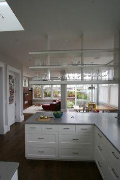 Modern Kitchen - modern - kitchen - los angeles - Cliff Spencer Furniture Maker