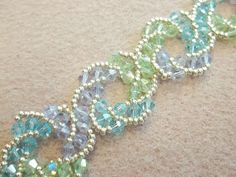 Off The Beaded Path: New Bracelet from Bead and Button