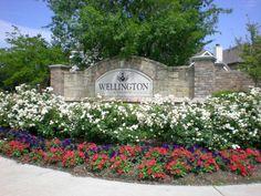 Wellington in Flower Mound, Texas