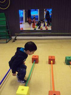 Ecole maternelle du montet - Petits sauts !