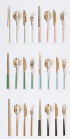 Flatware Set with Chopsticks