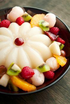 Thạch Hạnh Nhân (Almond Pudding/Jelly)