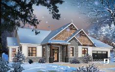 See the Tommy Craftsman Ranch Home that has 3 bedrooms and 2 full baths from House Plans and More. See amenities for Plan Craftsman Ranch, Craftsman Farmhouse, Modern Farmhouse Plans, Farmhouse Style, Country Style, Modern Craftsman, Barn Style House Plans, House Plans And More, Family House Plans