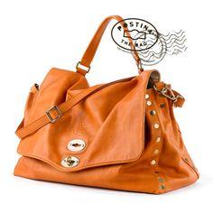 Zanellato Postina - daily bag - arancio