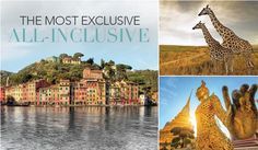 All-Inclusive Packages on 2016 Mediterranean, Asia and Africa Voyages Include: Shore Excursions, WiFi, Airfare* and Transfers, Pre-Cruise Hotel (or Safari)    Now Silversea offers a choice of the most exclusive all-inclusive fares available on featured 2016 voyages to the Mediterranean, Asia and Africa. Our new all-inclusives feature free shore excursions (click here) at every port of call, free Wifi, flights* and transfers, a deluxe hotel stay or luxury safari — almost everything. Or ...
