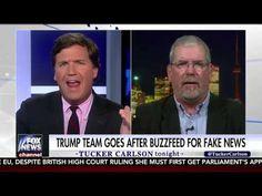 Tucker Carlson vs Fortune Senior Writer Defending Buzzfeed 1/11/17