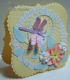Made with Cheery Lynn Designs dies for this weeks challenge