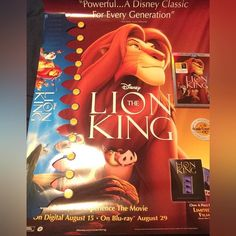 #Thisfunktional #Movie: #Mail call!! #TheLionKing #TheSignatureWaltDisneyCollection #TheCircleOfLifeEdition on #Digital August 15 and on #BluRay August 29. #ThisfunktionalMovie #Movies #HomeEntertainment #PaperCrown #Poster #ComboPack #DVD #DigitalHD #DisneyMoviesAnywhere http://ift.tt/1MRTm4L