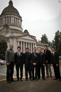 Lambdas lobby to their state legislators in #Olympia on issues of higher education funding. When the solutions don't come to us, we go out to find it. If we can't find a solution, we'll make a solution. Higher education is everyone's business. You can never spend too much to ensure that the knowledge of our ancestors are passed onto the next generation of professionals and leaders.