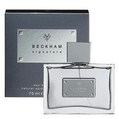 David Beckham Signature 75ml EDT Spray For Men