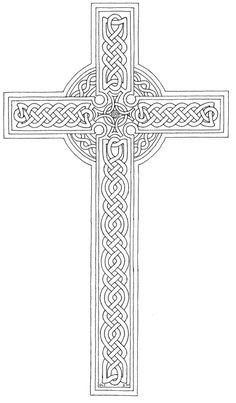 If your faith is broken, let God heal it. Cross Coloring Page, Colouring Pages, Adult Coloring Pages, Celtic Tribal, Celtic Art, Celtic Symbols, Mayan Symbols, Egyptian Symbols, Celtic Knots
