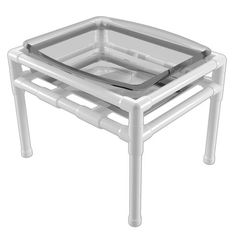 PVC Kids Sand and Water Table (DIY)