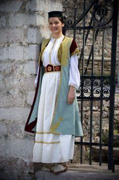 Montenegrin costumes