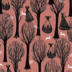Sarah Watts : Spellbound : Coral Haunted Forest