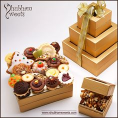 Surprise your loved ones with the ecstasy of Cakes, Chocolates, Cup Cakes and other Bakery Stuff with Shubham Sweets.