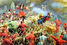 XI. Ince pápa mindent megtett Magyarország török megszállás alóli felszabadításáért.