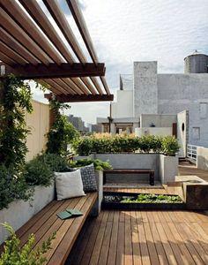 Die 29 Besten Bilder Von Terrassen Beispiele Garden Walls