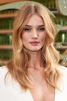 The slightly strange hair trend we're seeing everywhere lately