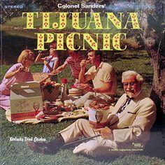 アメリカで最もレアなレコード by ケンタッキーフライドチキン『カーネルおじさんのティファナピクニック』に隠された意外な秘密