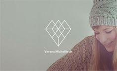 Tobias-van-Schneider-Verena-Michelitsch-branding-identity-logo-design-business-card-gold-edging-letterpress #branding #identity #adrpalma