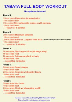 45 minute circuit workout 3 sets of 15 minutes each and youre donefull body workout no equipment! via fit and healthy with debbie