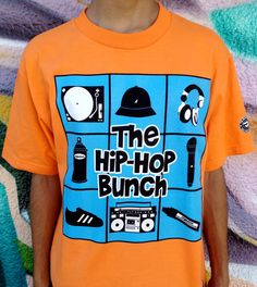 "Don't know what we would actually do with it but I liked it. Haha!  ""HIP-HOP BUNCH"" $20.00"