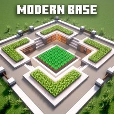 Construction Minecraft, Minecraft Farm, Minecraft Mansion, Easy Minecraft Houses, Minecraft House Tutorials, Minecraft Plans, Minecraft House Designs, Minecraft Decorations, Amazing Minecraft