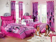 HomeChoice Paris kids bedding