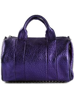 Shop Alexander Wang 'Rocco' tote in O' from the world's best independent boutiques at farfetch.com. Over 1000 designers from 60 boutiques in one website.