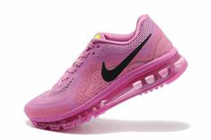 lowest price edb48 c30ee Spring Summer 2018 Official WMNS Nike Air Max 2014 Pink Foil Fuchsia Glow  Black