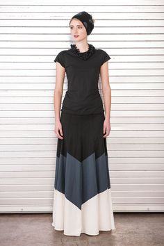 alabama chanin, skirt, top
