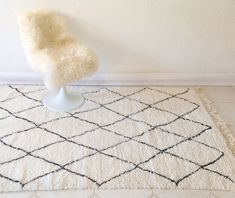 morocca rug from The Sunny Side & Co. / sfgirlbybay