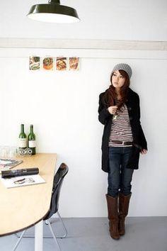 Fob Fashion - Cute asian clothing style: Je551 Winter fashion