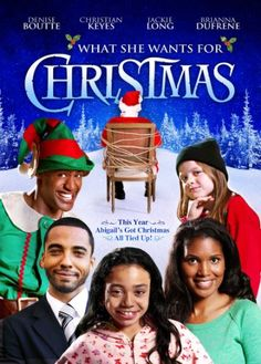 Black Holiday Movies: What She Wants for Christmas