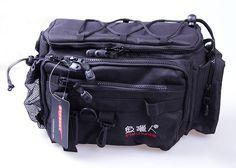 Outdoor Bag Lure Bag Fishing Tackle Bag Multifunctional Camouflage Waist Pack Bag Fishing Tackle Fishing Lure Outdoor