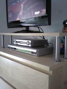 An easy to DIY TV stand - IKEA Hackers - IKEA Hackers