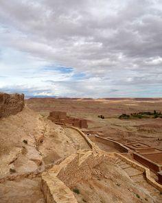 Aït Benhaddou, Ouarzazate, Morocco