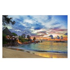 Tropical haven with stunning sunsets - what more could you want from Antigua? #stunning #love #sunset #tropical #haven #viewenvy