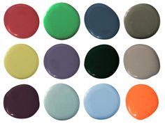 Top 12 Colors For a Fresh Front Door