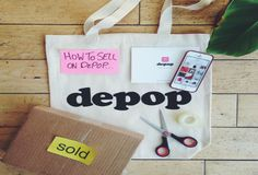 f79813d043ba0 One thing that we're often asked by our clients is how to use Depop
