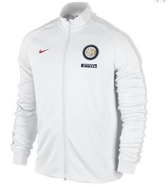 Inter Milan 2014/15 White Jacket