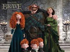 Merida s rodinou