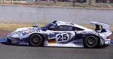 25 - Porsche 911 GT1 #002 - Porsche AG Le Mans 24 Hours 1996