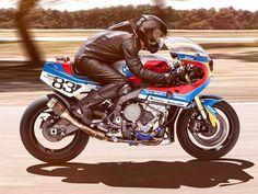 thatyouride:   thejiltedrat:    S1000RR by PRAEM  ... / cafe racer